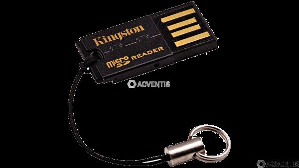 KINGSTON Mobile Lite Plus (MLPM) Kartenlesegerät Micro SD, USB 3.1 microSDHC/SDXC UHS-II | MLPM