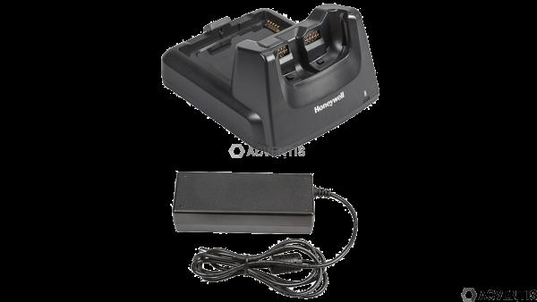 HONEYWELL Lade-/Übertragungsstation für CT50 / CT60, USB, Ethernet | CT50-EB-2