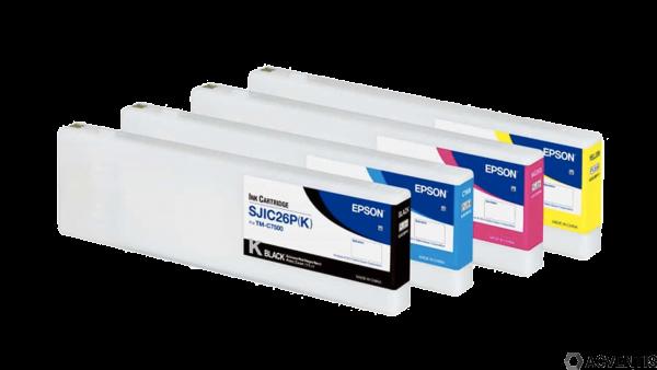 EPSON Tintenpatrone, Magenta, für C7500