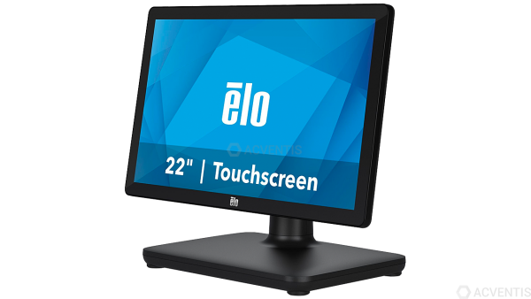 ELO EloPOS System, 54,6cm (21,5''), Projected Capacitive, SSD, 10 IoT ME, schwarz | E936953