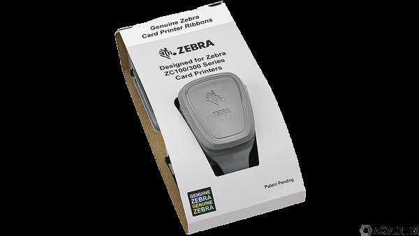 ZEBRA Farbband, für ZC-Serie, weiß | 800300-309EM
