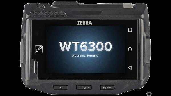 ZEBRA WT6300, USB, BT, WLAN, erw. Akku, Android, Wavelink | KT-WT63-TX0QYERW