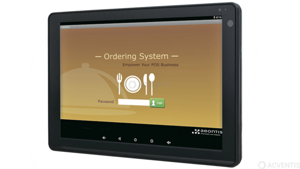 AEONTIS Xenios MH5108 Tablet, 10.1'', 1D/2D, BT, LTE, WLAN, Android/Linux, 2GB/16GB, NFC, SCR | AEO