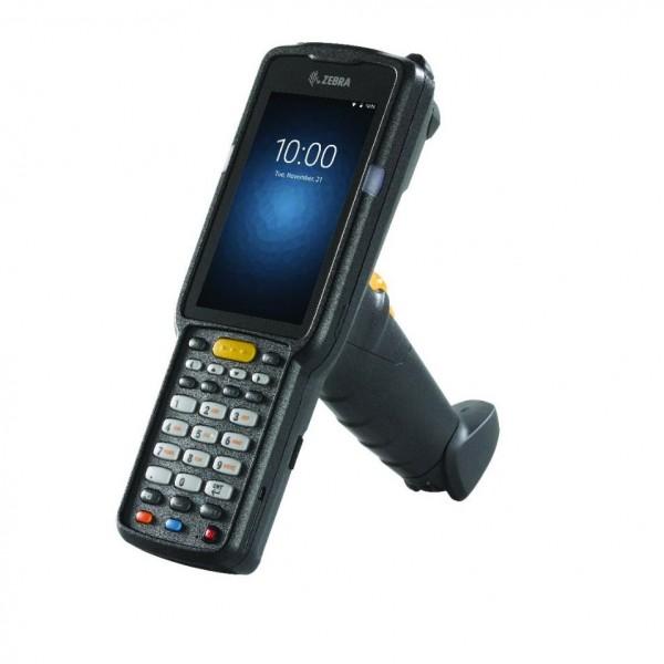 ZEBRA MC3300 Premium Gun, 1D, USB, BT, WLAN, NFC, Num., ESD, Gun, PTT, Android | MC330K-GL2HA3RW