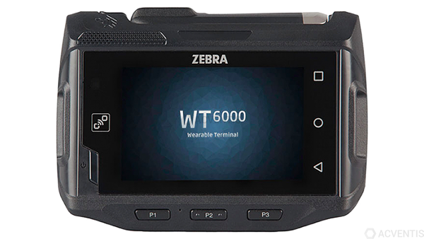 ZEBRA WT6000 Demo Kit (RS6000), USB, BT, WLAN, NFC, Disp., Android | WT6K-RS6K-DEMO-WW