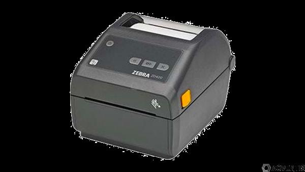 ZEBRA ZD420d, 8 Punkte/mm (203dpi), EPLII, ZPLII, USB | ZD42042-D0E000EZ