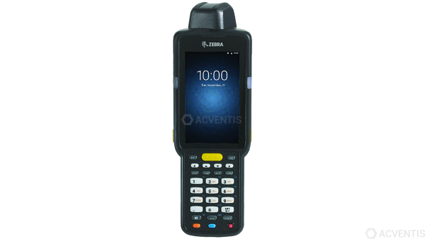 ZEBRA MC3300 Standard, 1D, BT, WLAN, Num., PTT, Android | MC330M-RL2SA2RW