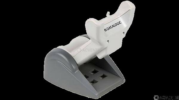 DATALOGIC Ladestation für Gryphon GM/GBT Handscanner, weiß | CHR-GM40-WH