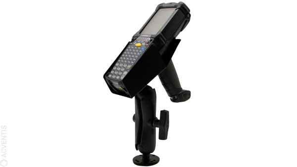 MAX MICHEL Smart-Grip Scanner-Halter für Zebra MC9090 / MC9190 / MC9200 / MC92N0 | 60-SG9000