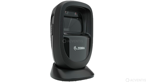 ZEBRA DS9308, 2D, SR, Multi-IF, Digimarc, schwarz | DS9308-SRD0004ZZWW