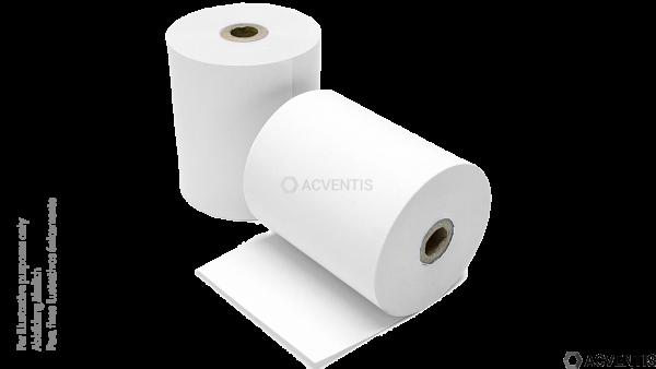 CAPTURE Bonrolle, Thermopapier, 80mm x 80mm x 12mm - 75m, weiß | 55080-70000