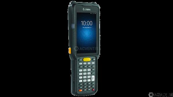 ZEBRA MC3300 Standard, 2D, SR, BT, WLAN, Func. Num., PTT, Android | MC330M-SI3HA2RW