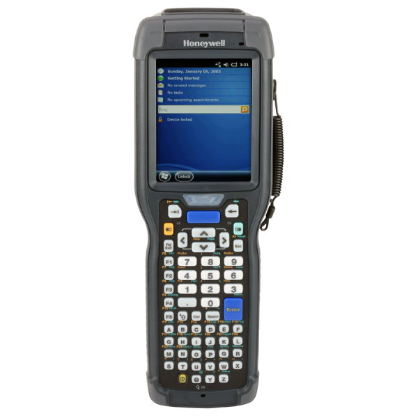 Honeywell CK75, Win, Alpha, 2D, ER, USB, BT, WLAN, PTT, RB