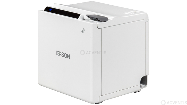 EPSON TM-m30II-NT, USB, Ethernet, 8 Punkte/mm (203dpi), ePOS, weiß | C31CJ95151