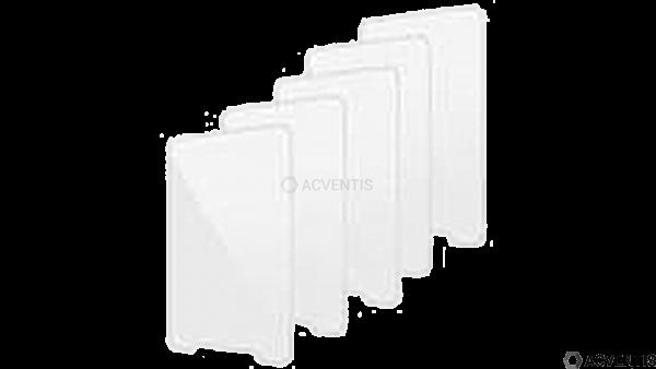 ZEBRA Displayschutzfolie für EC30, 5 Stück | SG-EC30-SCRNP1-05