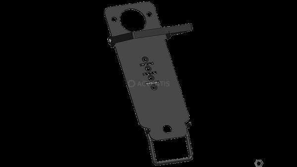 MAX MICHEL Halteplatte für Verifone H5000 | 30-60112-00