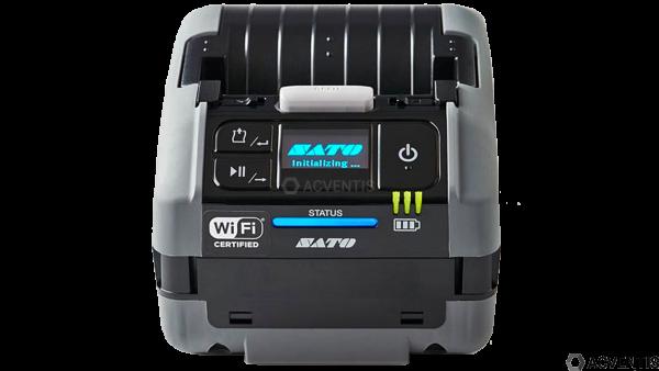 SATO PW208NX, 2'', 203dpi, USB, BT, Linerless, NFC, AEP | WWPW2500G