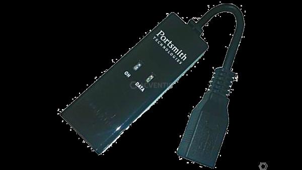 PORTSMITH USB Modem Adapter, Kit, RJ-11 |PSAK-UCM