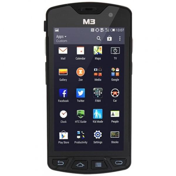 M3 Mobile SM15 N, 2D, SE4710, USB, BT (BLE), WLAN, 4G, NFC, GPS, GMS, Android | S15N4C-N2CHSE-HF