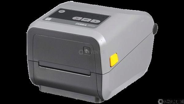 ZEBRA ZD420c, Farbbandkassette, 8 Punkte/mm (203dpi), VS, RTC, EPLII, ZPLII, USB | ZD42042-C0E000EZ
