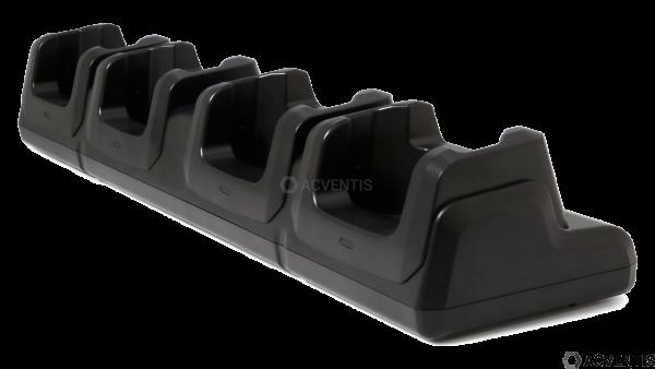 POINT MOBILE Lade-/Übertragungsstation für PM451, 4-Fach | PM451-4SC0-2