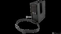 MAX MICHEL Holster für Zebra MC3300G, Pistolengriff, Rubber Boot, Beingurt | 19-081739-00