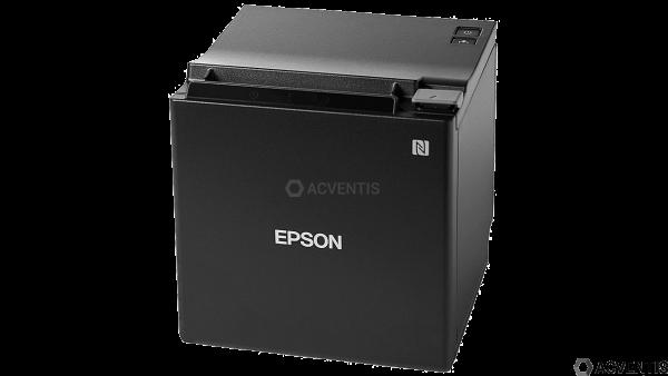 EPSON TM-m30F, Fiscal DE, USB, Ethernet, 8 Punkte/mm (203dpi), ePOS, schwarz | C31CE95122F0