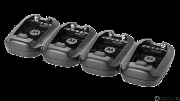 ZEBRA Akkuladestation für MC2100, 4-Fach | SAC2100-4000CR