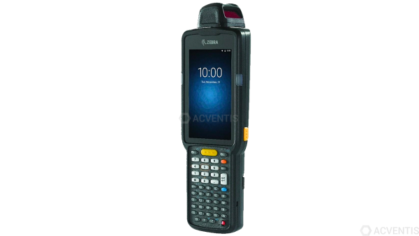 ZEBRA MC3300 Premium, 1D, BT, WLAN, NFC, Alpha, IST, PTT, Android | MC330K-RL4HA3RW