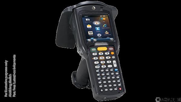ZEBRA MC3190-Z, 2D, BT, WLAN, Gun, RFID  MC319Z-GI2H24E0E