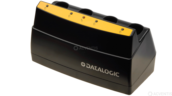 DATALOGIC Batterieladestation für PBT9X00, 4-Fach | MC-P090