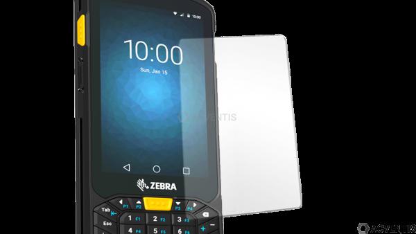 AEONTIS Displayschutzfolie für Zebra TC20 / TC25, glossy | AEO-HYB-0500-3680
