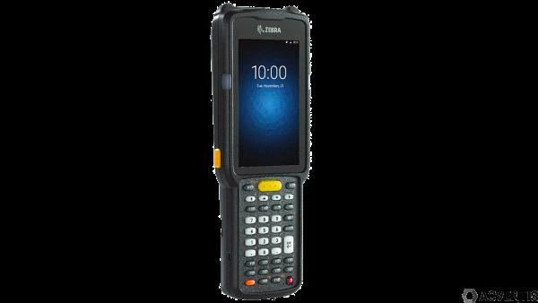 ZEBRA MC3300 Standard, 1D, BT, WLAN, Func. Num., PTT, Android | MC330M-SL3HA2RW