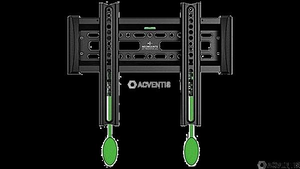 AEONTIS NewStar NM-W120 NeoMounts Wandhalterung, VESA 200x200, 10-40'', 20kg, schwarz  AEO-NM-W120B