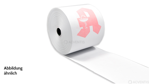 Bonrolle, Normalpapier, 76mm, Apotheken-A, 50 Stück | 46176-40703