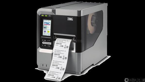 TSC MX240P, 203dpi, Disp., RTC, TSPL-EZ, USB, RS232, Ethernet | 99-151A001-01LF