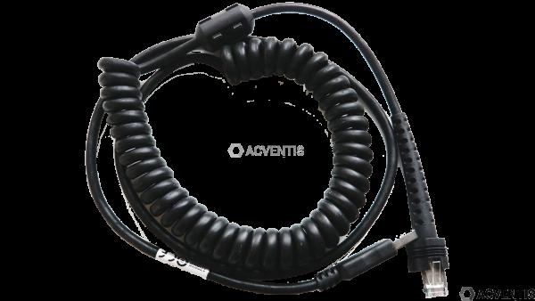 DATALOGIC Verbindungskabel, USB, gedreht, 2,4m | CAB-550