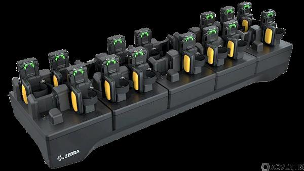 ZEBRA Ladestation für RS5100, 20-Fach | CRD-RS51-20SCHG-01