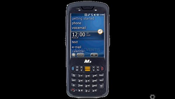 M3 MOBILE BK10 N5600ER, 2D, ER, BT, WLAN, 3G (UMTS, HSDPA+), Alpha, GPS | BK103N-C2CVAE