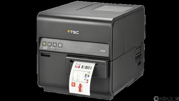 TSC CPX4P Series, USB, Ethernet, schwarz | 99-079A001-0002