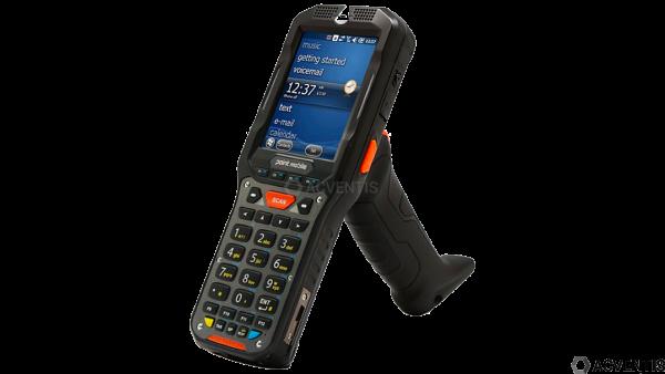 POINT MOBILE PM450, 2D, WLAN, BT, Win Mobile 6.5   P450GP72356E0T