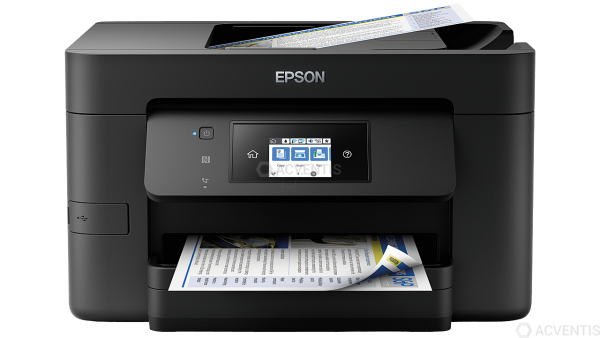 EPSON WorkForce Pro WF3720DWF, Tinte, 4-in-1, WLAN, LAN, Duplex, ink. UHG | C11CF24402