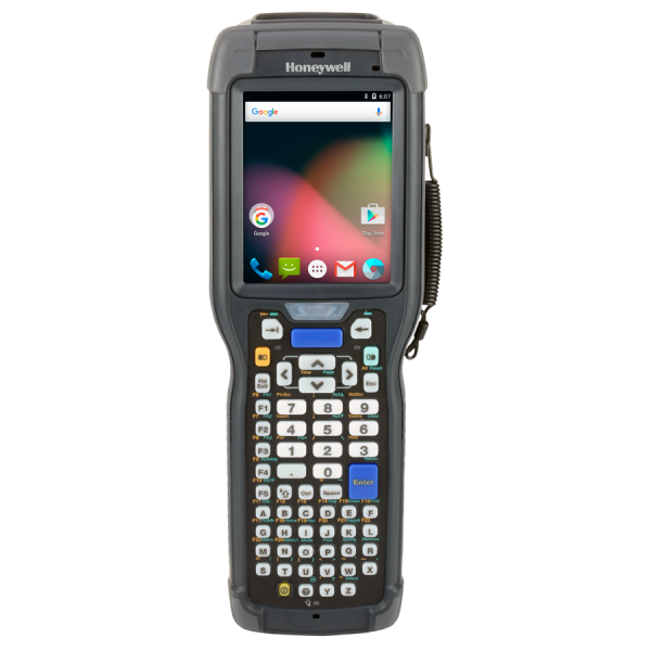 Honeywell CK75, Android, Alpha, 2D, ER, USB, BT, WLAN