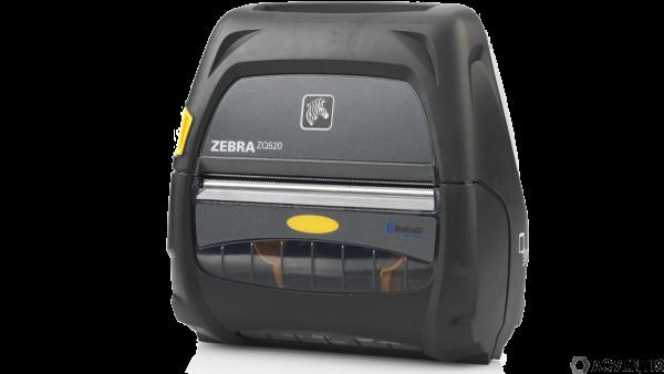 ZEBRA ZQ520, 8 Punkte/mm (203dpi), Display, ZPL, CPCL, USB, BT | ZQ52-AUE001E-00