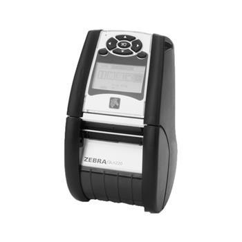 ZEBRA QLn220, 2'', USB, RS232, BT, NFC, 8 Punkte/mm (203dpi), RTC, Display, EPL, ZPL, CPCL | QN2-AUC