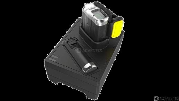 ZEBRA Lade-/Übertragungsstation, für RS6000, 1-Fach, USB | CRD-NGRS-1S1BU-01
