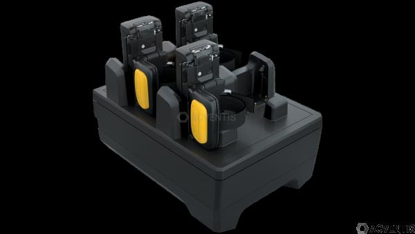 ZEBRA Ladestation für RS5100, 4-Fach | CRD-RS51-4SCHG-01