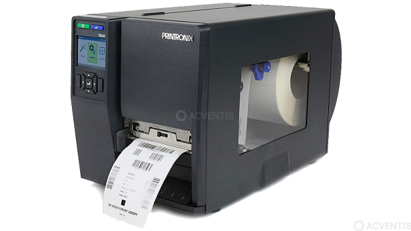 PRINTRONIX T6204, 4'', 8 Punkte/mm (203dpi), Ethernet, RS232, USB, PGL, ZPL | T62X4-2100-00