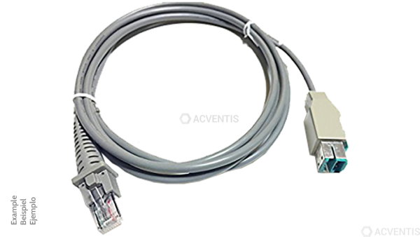 DATALOGIC IBM-Kabel, glatt | 90A051420