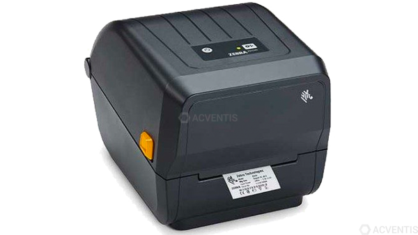 ZEBRA ZD230, 8 Punkte/mm (203dpi), Cutter, EPLII, ZPLII, USB, Ethernet, schwarz | ZD23042-32EC00EZ
